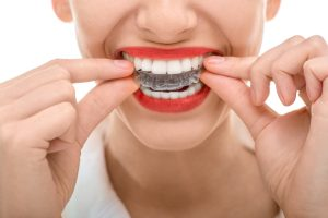 Adults and teens choose Invisalign clear aligners for orthodontic treatment in Owasso. Comfortable and discreet, Invisalign straightens smiles quickly.