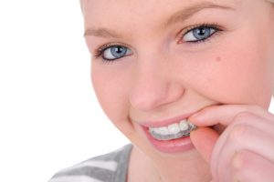 Your dentist in Owasso provides Invisalign clear aligners for a straight smile.